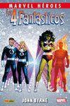 MARVEL HEROES 3 LOS 4 FANTASTICOS