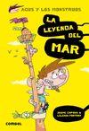 AGUS Y LOS MONSTRUOS 5 LA LEYENDA DEL MAR