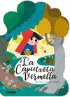 CAPUTXETA VERMELLA LA