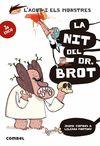 AGUS I ELS MONSTRES 10 LA NIT DEL DR BROT
