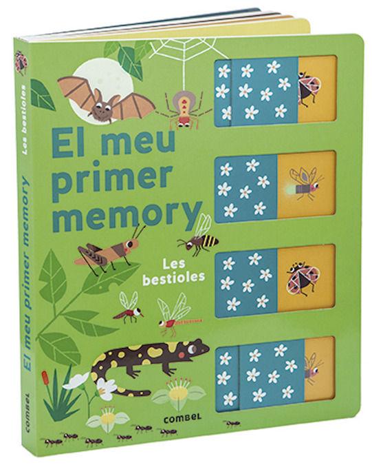 MEU PRIMER MEMORY LES BESTIOLES EL