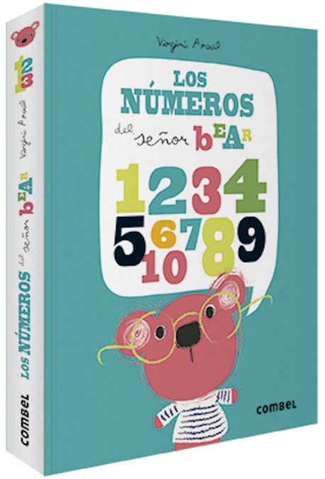 NUMEROS DEL SEÑOR BEAR LOS