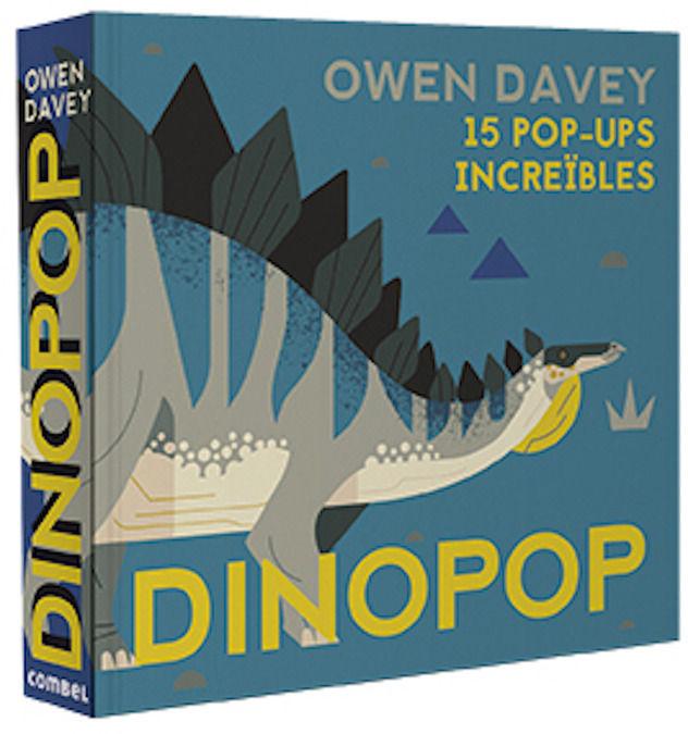 DINOPOP 15 POP UPS INCREIBLES
