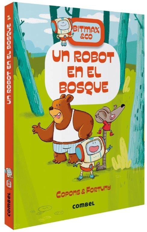 BITMAX 1 EL ROBOT DEL BOSQUE