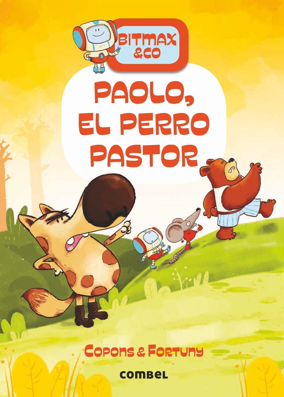 BITMAX  & CO 4 PAOLO EL PERRO PASTOR