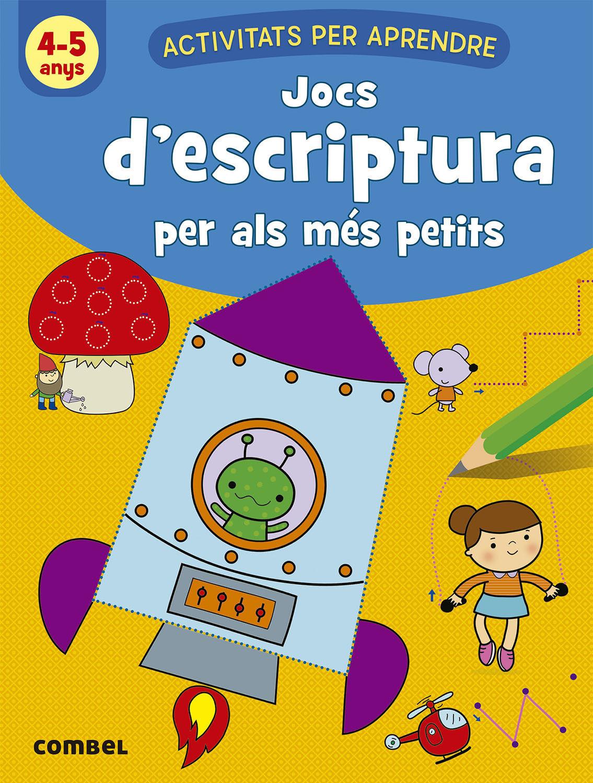 JOCS D ESCRIPTURA PER ALS MES PETITS 4 5 ANYS