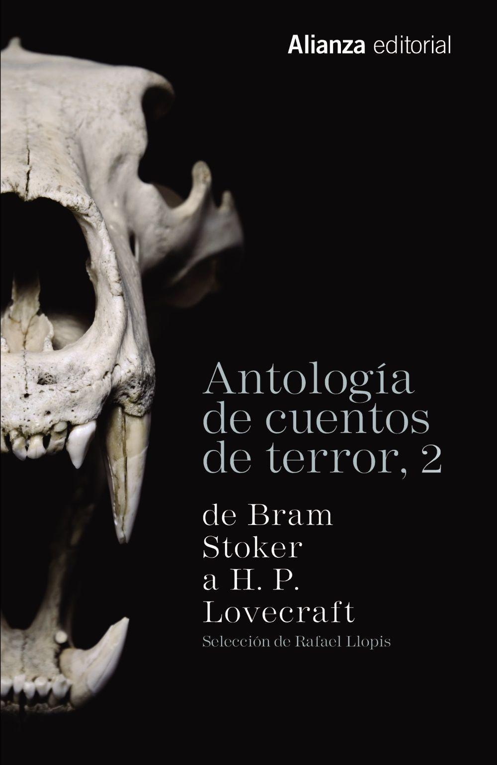 ANTOLOGI ADE CUENTOS DE TERROR 2