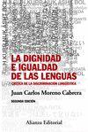 DIGNIDAD E IGUALDAD DE LAS LENGUAS LA