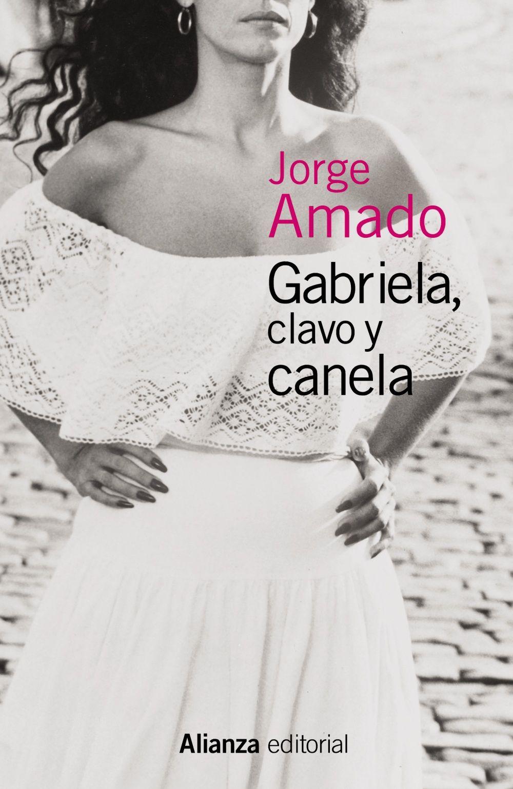 GABRIELA CLAVO Y CANELA