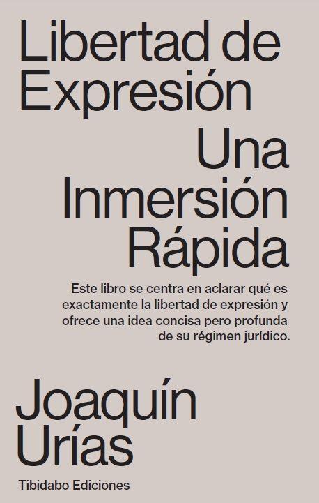 LIBERTAD DE EXPRESIÓN.