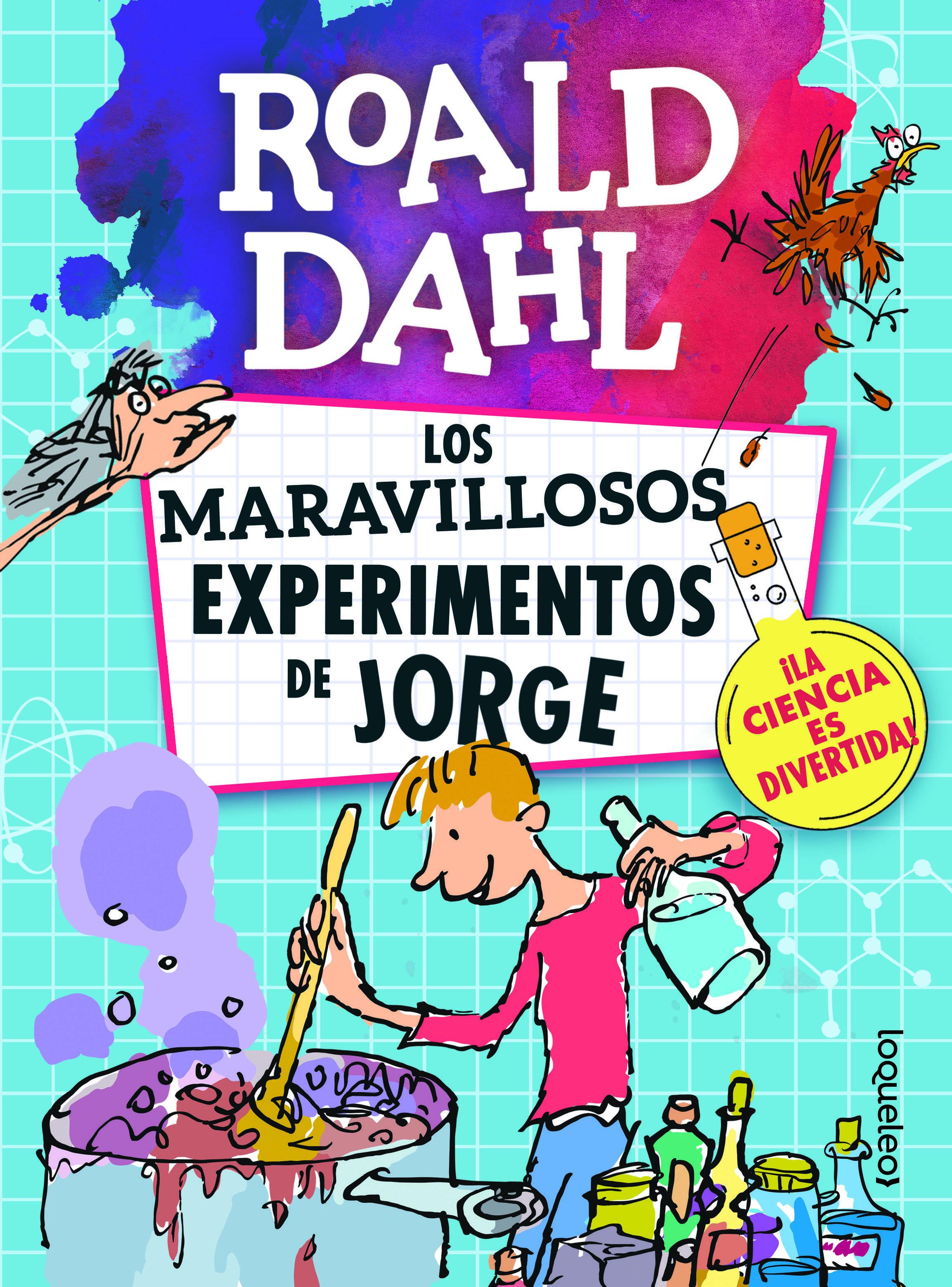 MARAVILLOSOS EXPERIMENTOS DE JORGE