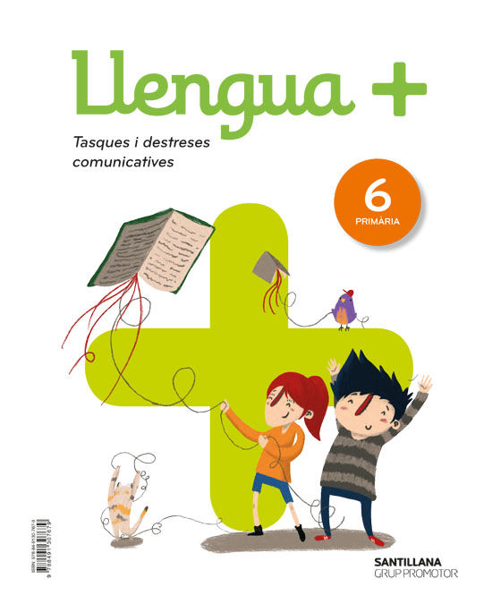 LLENGUA+ SERIE PRACTICA TASQUES I DESTRESES COMUNICATIVES 6 PRIMARIA