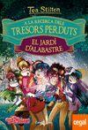 A LA RECERCA DELS TRESORS PERDUTS: EL JARDÍ D'ALABASTRE