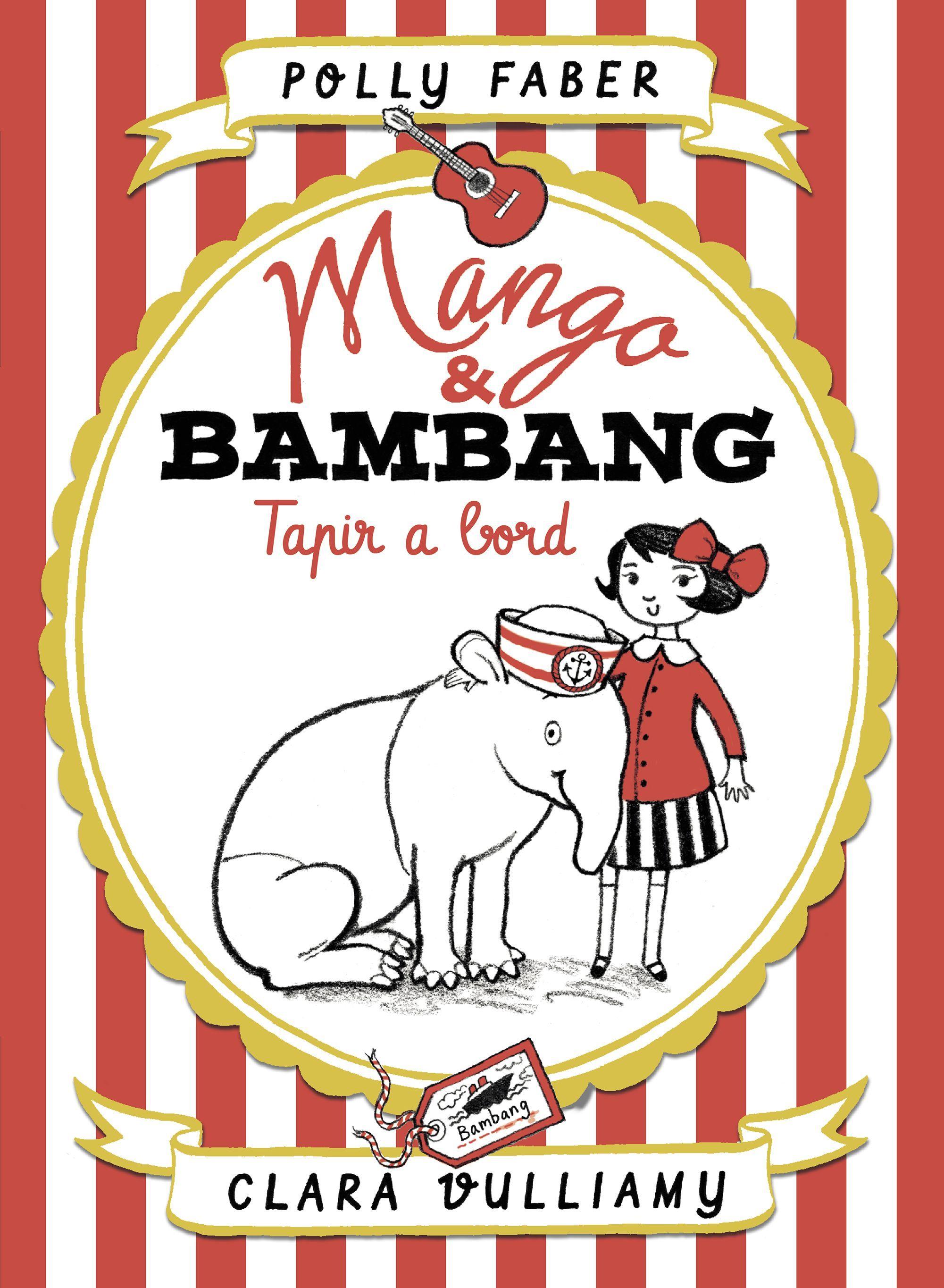 MANGO BAMBANG 2 TAPIR A BORD