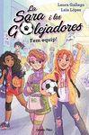 SARA I LES GOLEJADORES 1 FEM EQUIP