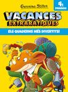 VACANCES EXTRARATIQUES 4