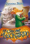 GERONIMO STILTON 75 EL SECRET DE LEONARDO