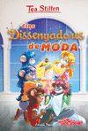 TEA STILTON 31 CINC DISSENYADORES DE MODA