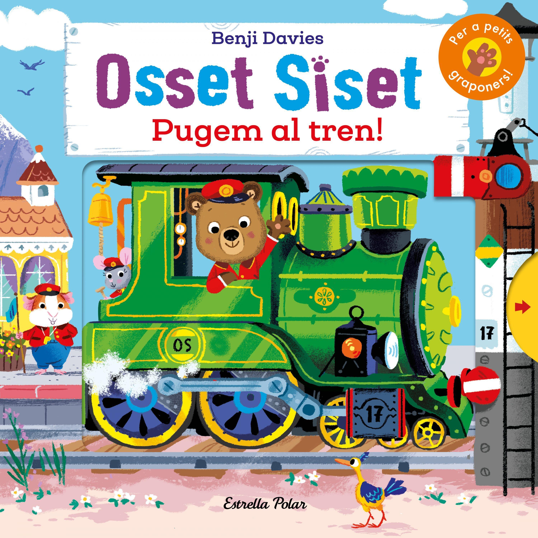 OSSET SISET PUGEM AL TREN