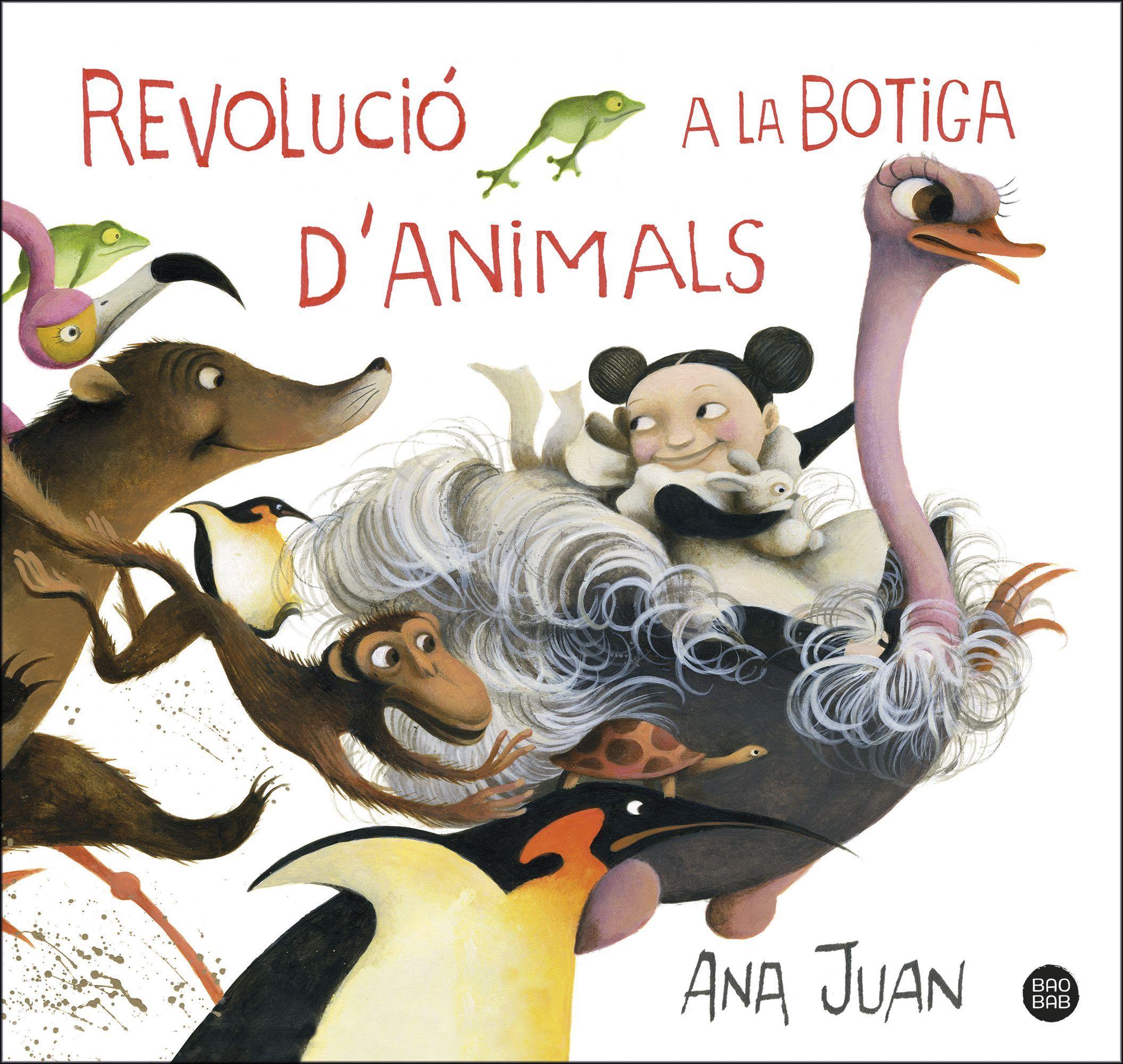 REVOLUCIO A LA BOTIGA D ANIMALS