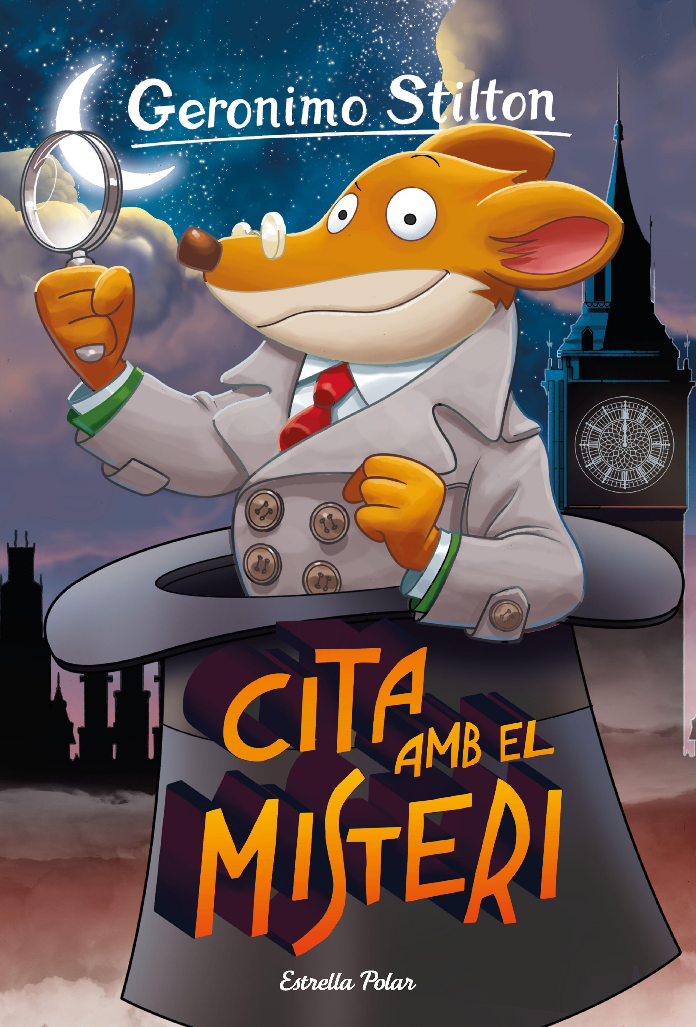 GERONIMO STILTON 79 CITA AMB EL MISTERI