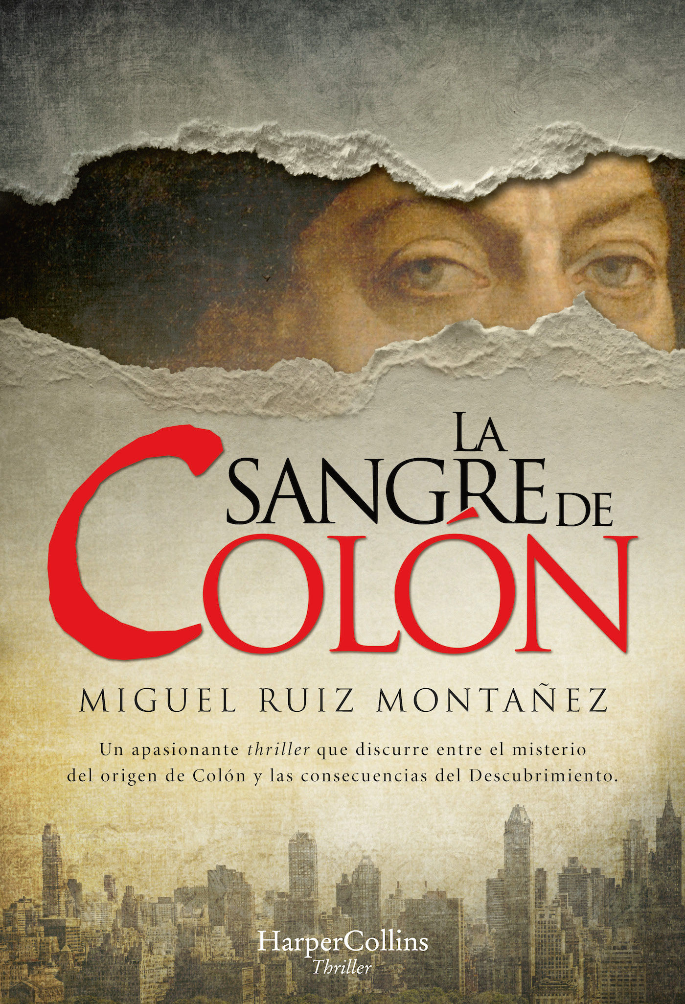 SANGRE DE COLON LA