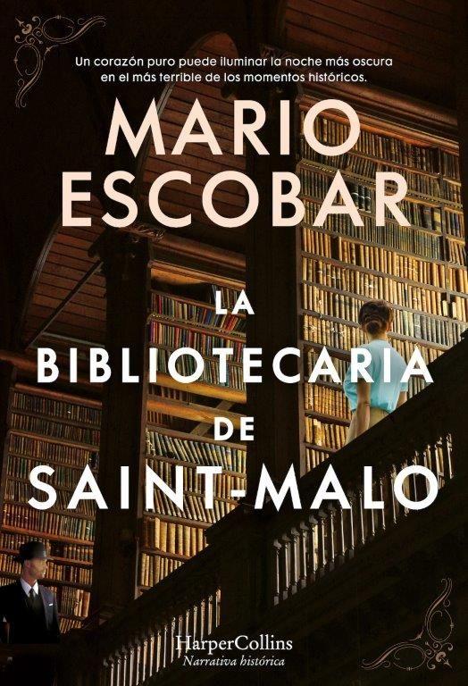 BIBLIOTECARIA DE SAINT MALO LA