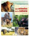 ANIMALES DE LA SABANA LOS
