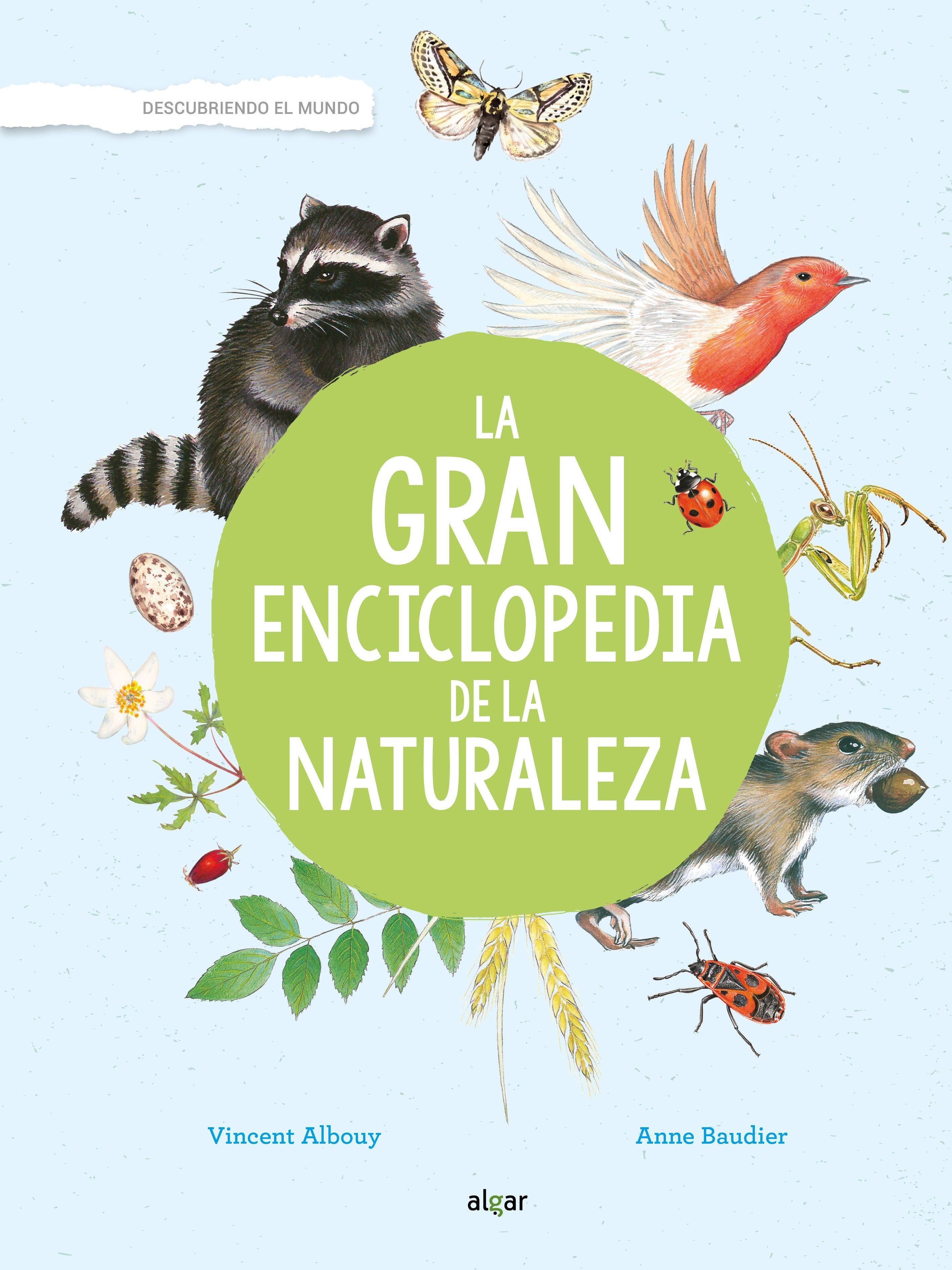GRAN ENCICLOPEDIA DE LA NATURALEZA LA