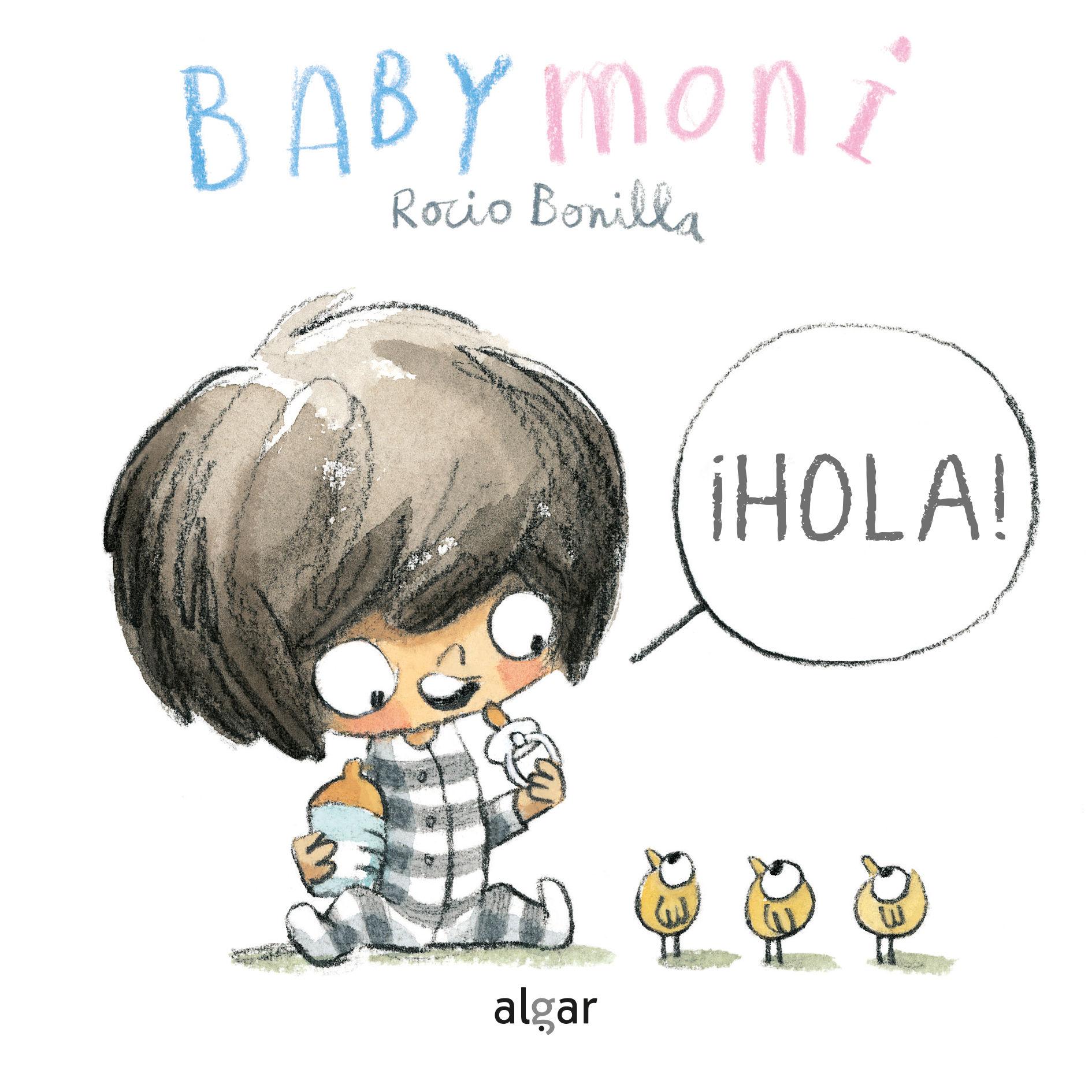 BABYMONI HOLA! (CAST)