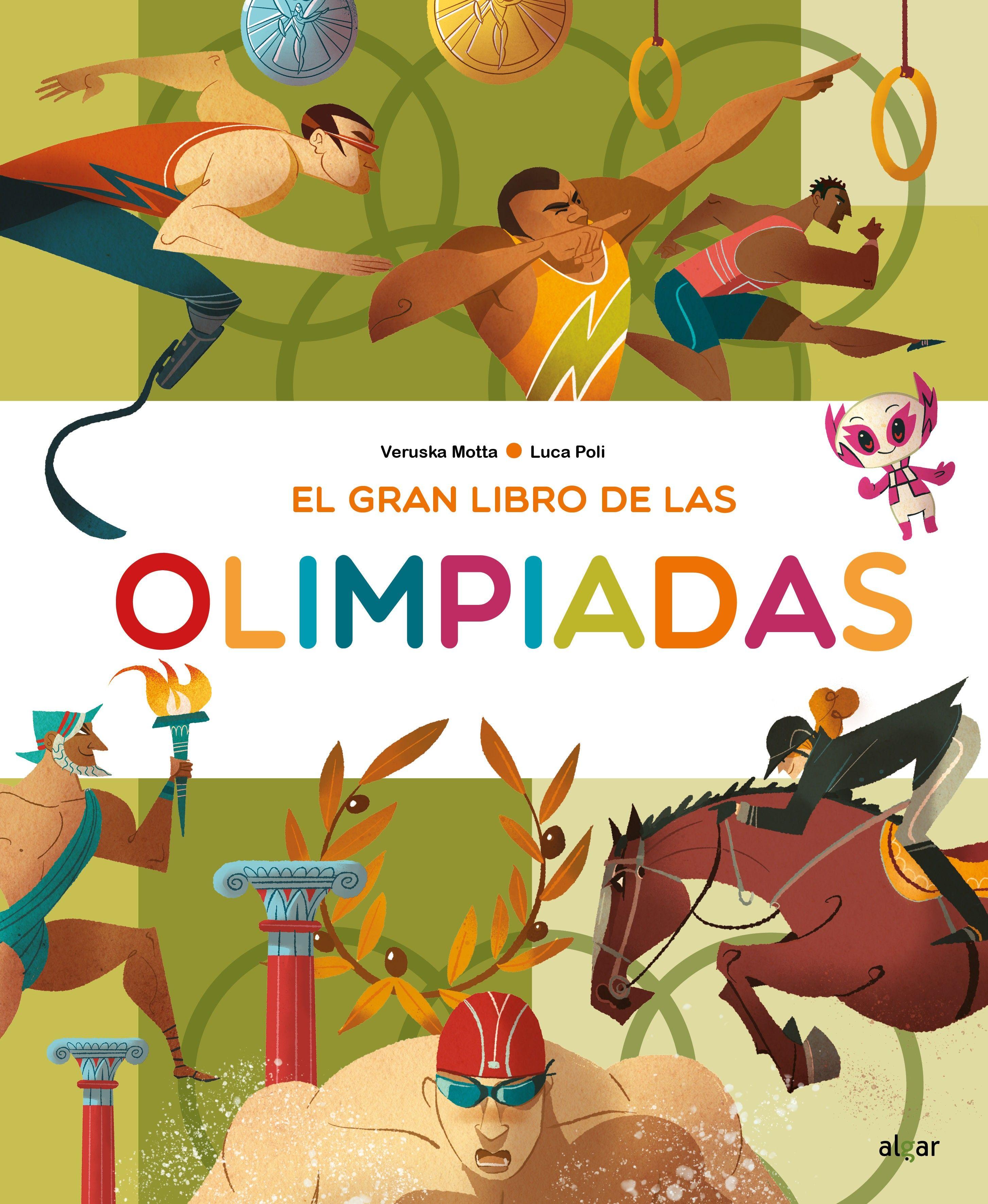 GRAN LIBRO DE LAS OLIMPIADAS LA