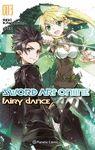 SWORD ART ONLINE FAIRY DANCE Nº 01/02 (NOVELA)