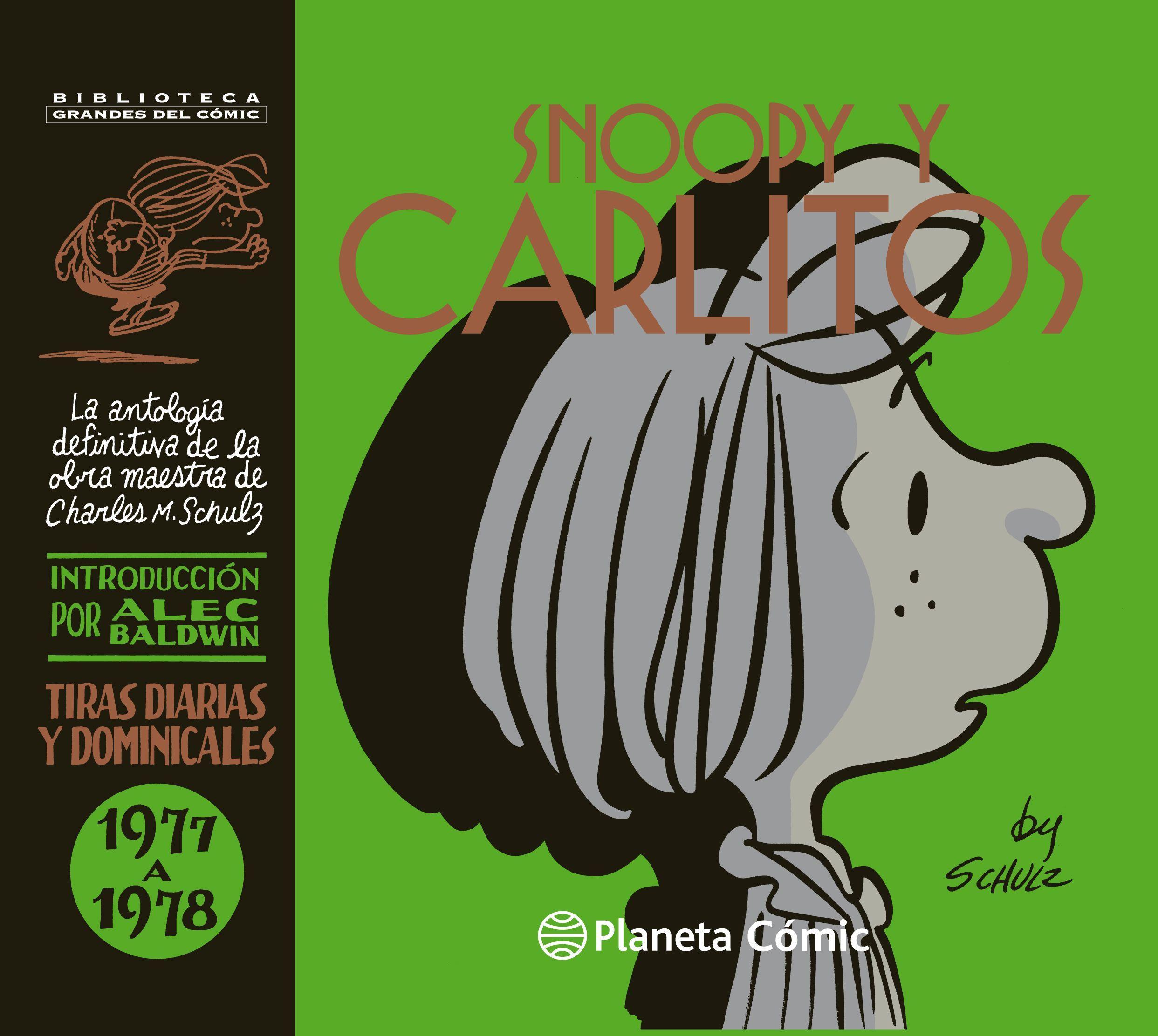 SNOOPY Y CARLITOS 1977-1978 Nº 14/25 (NUEVA EDICIÓN)
