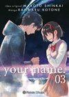 YOUR NAME. Nº 03/03