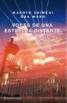 VOCES DE UNA ESTRELLA DISTANTE (NOVELA)