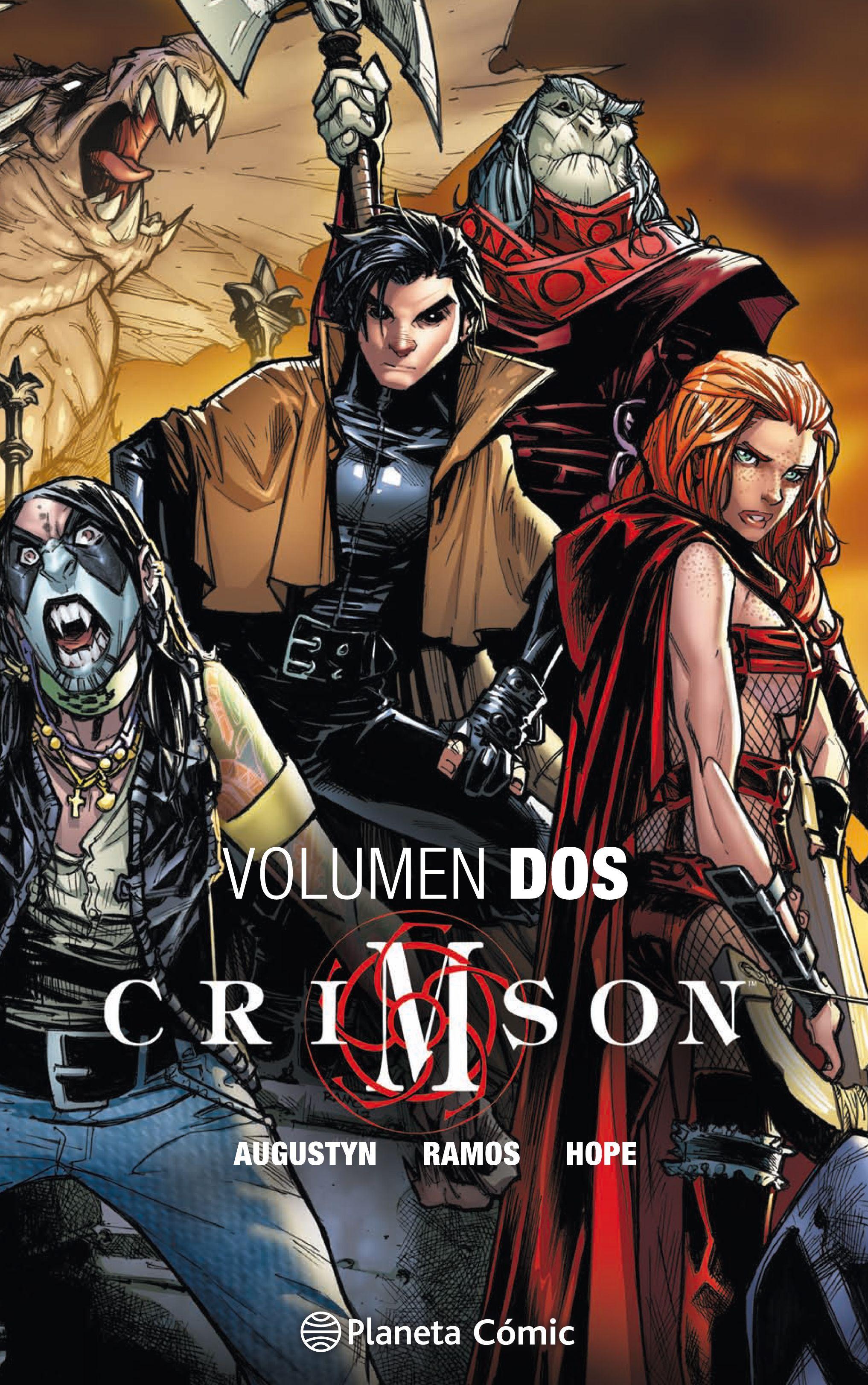 CRIMSON Nº 02/02