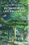JARDÍN DE LAS PALABRAS (NOVELA)