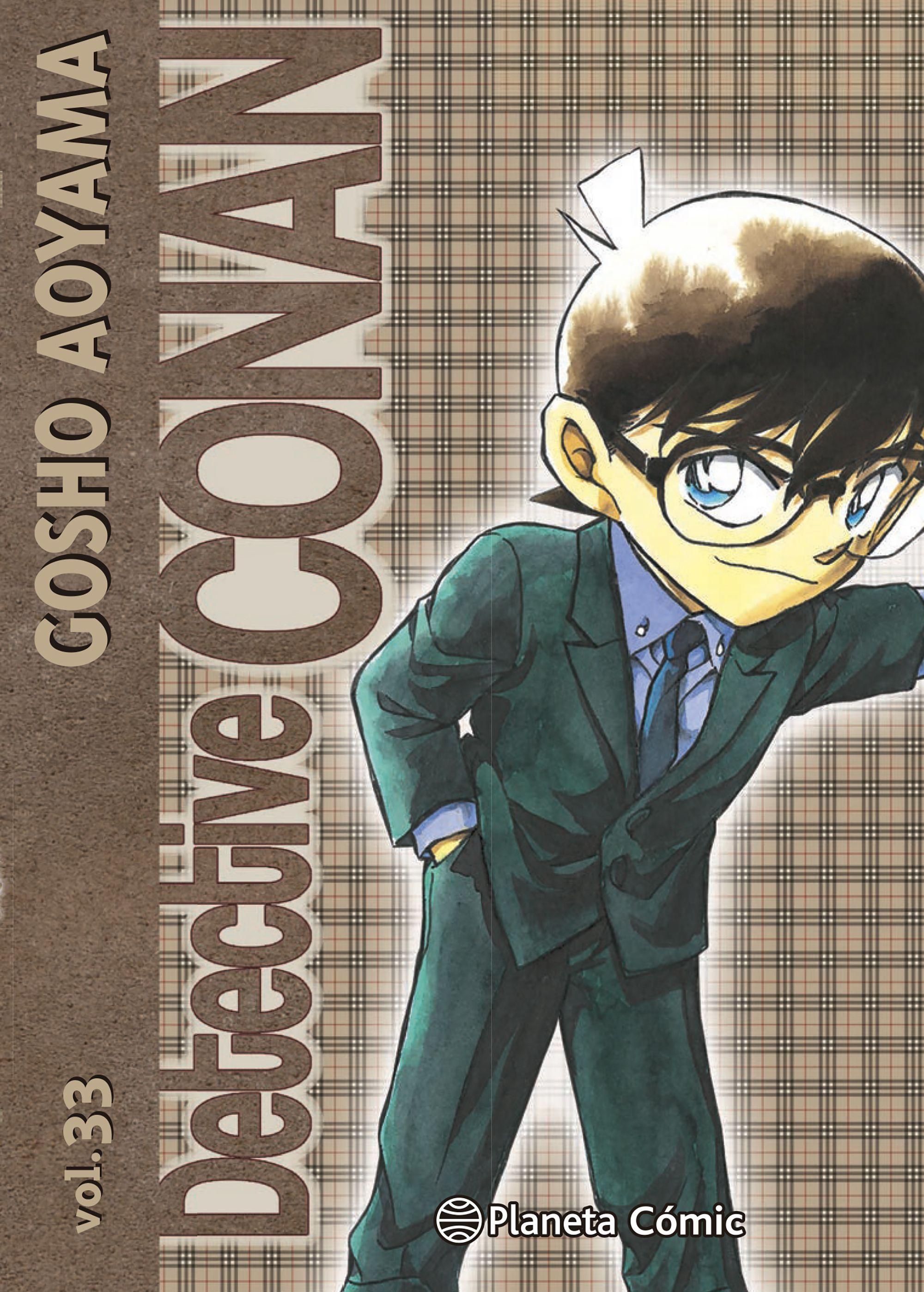 DETECTIVE CONAN Nº 33