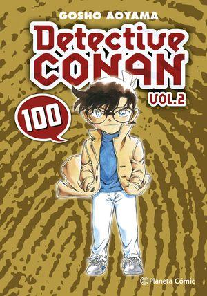 DETECTIVE CONAN II Nº 100