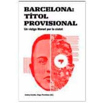 BARCELONA: TÍTOL PROVISIONAL