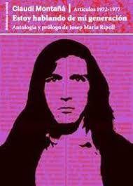 ESTOY HABLANDO DE MI GENERACION ARTICULOS 1972 1977
