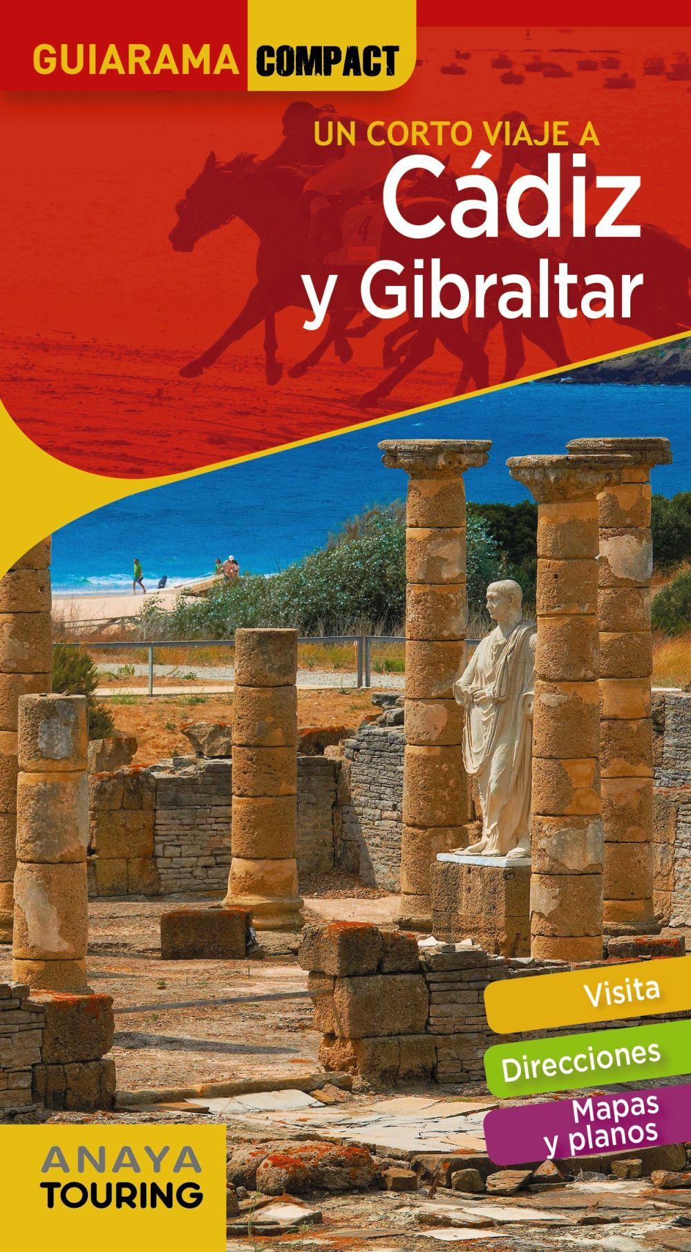 CÁDIZ Y GIBRALTAR GUIARAMA