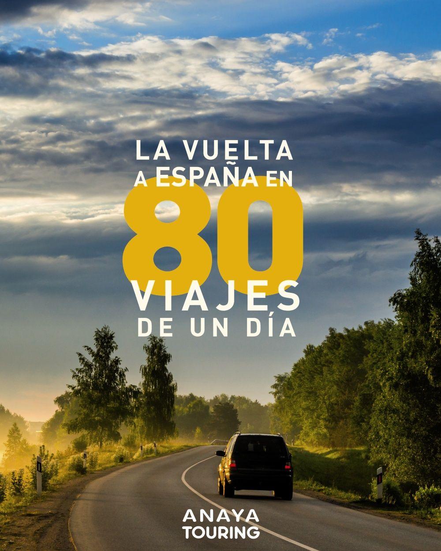 VUELTA A ESPAÑA EN 80 VIAJES LA