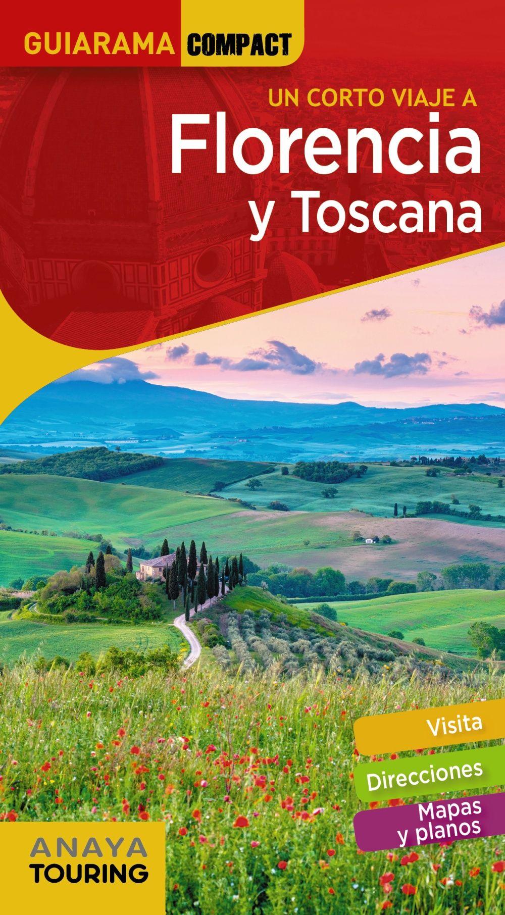 FLORENCIA Y TOSCANA GUIARAMA