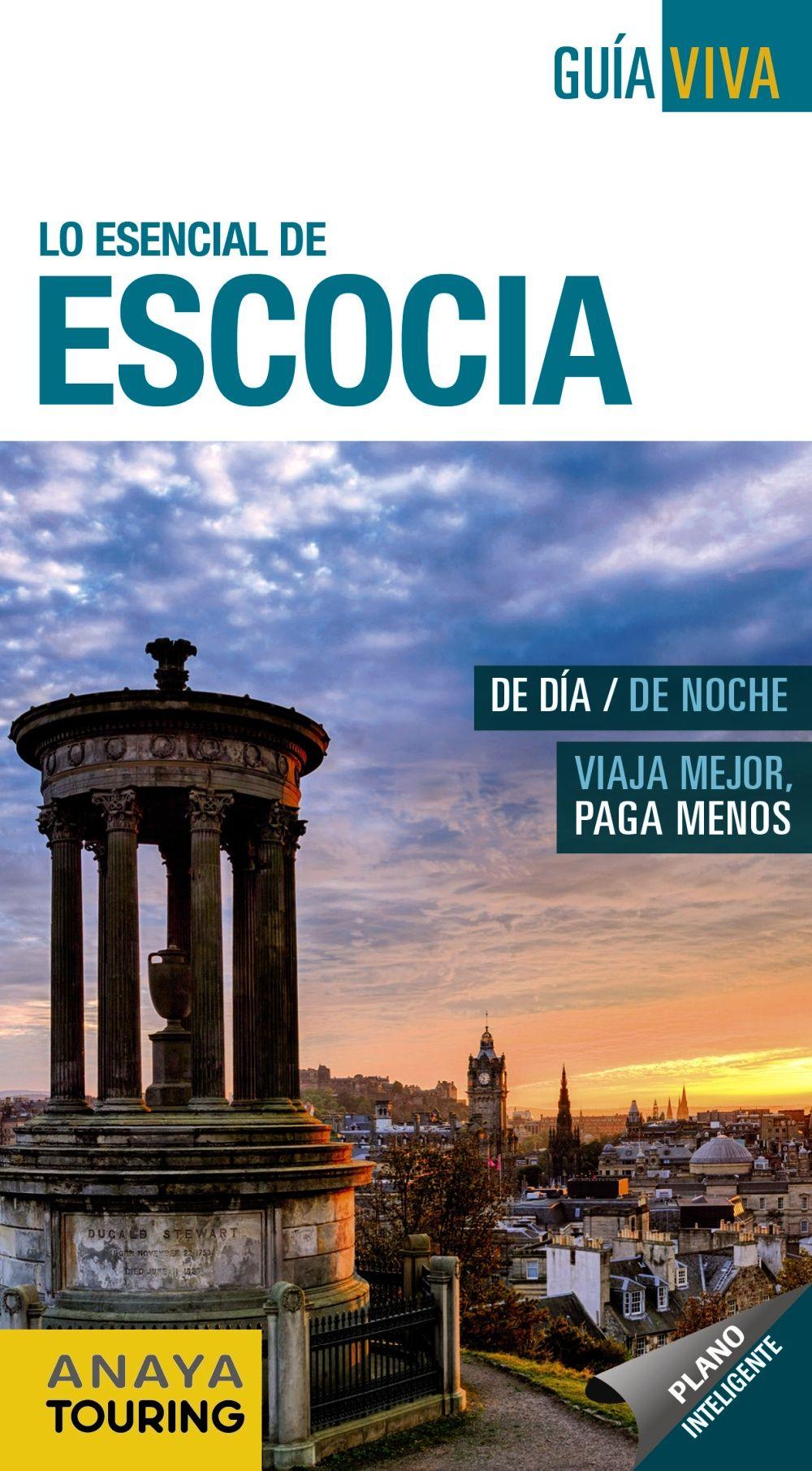ESCOCIA LO ESENCIAL DE GUIA VIVA