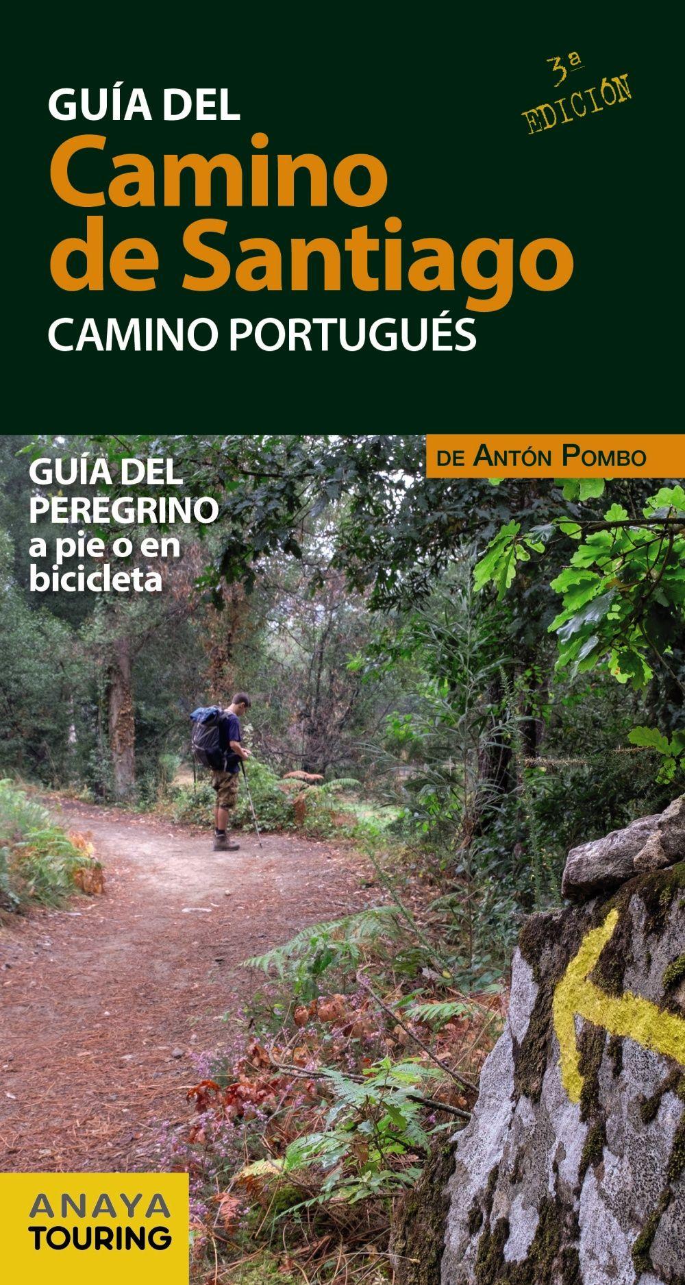 GUÍA CAMINO SANTIAGO PORTUGUÉS