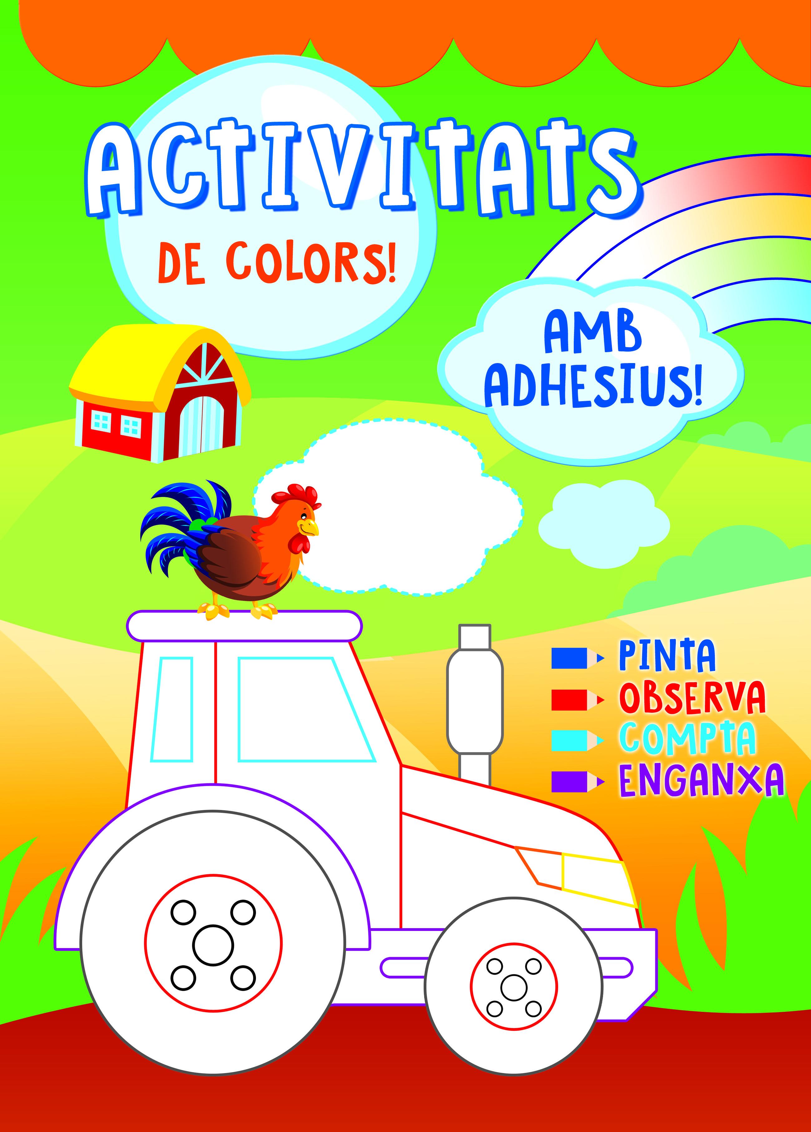 ACTIVITATS DE COLORS LA GRANJA