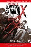NUEVA PATRULLA X 02 REVOLUCION LA