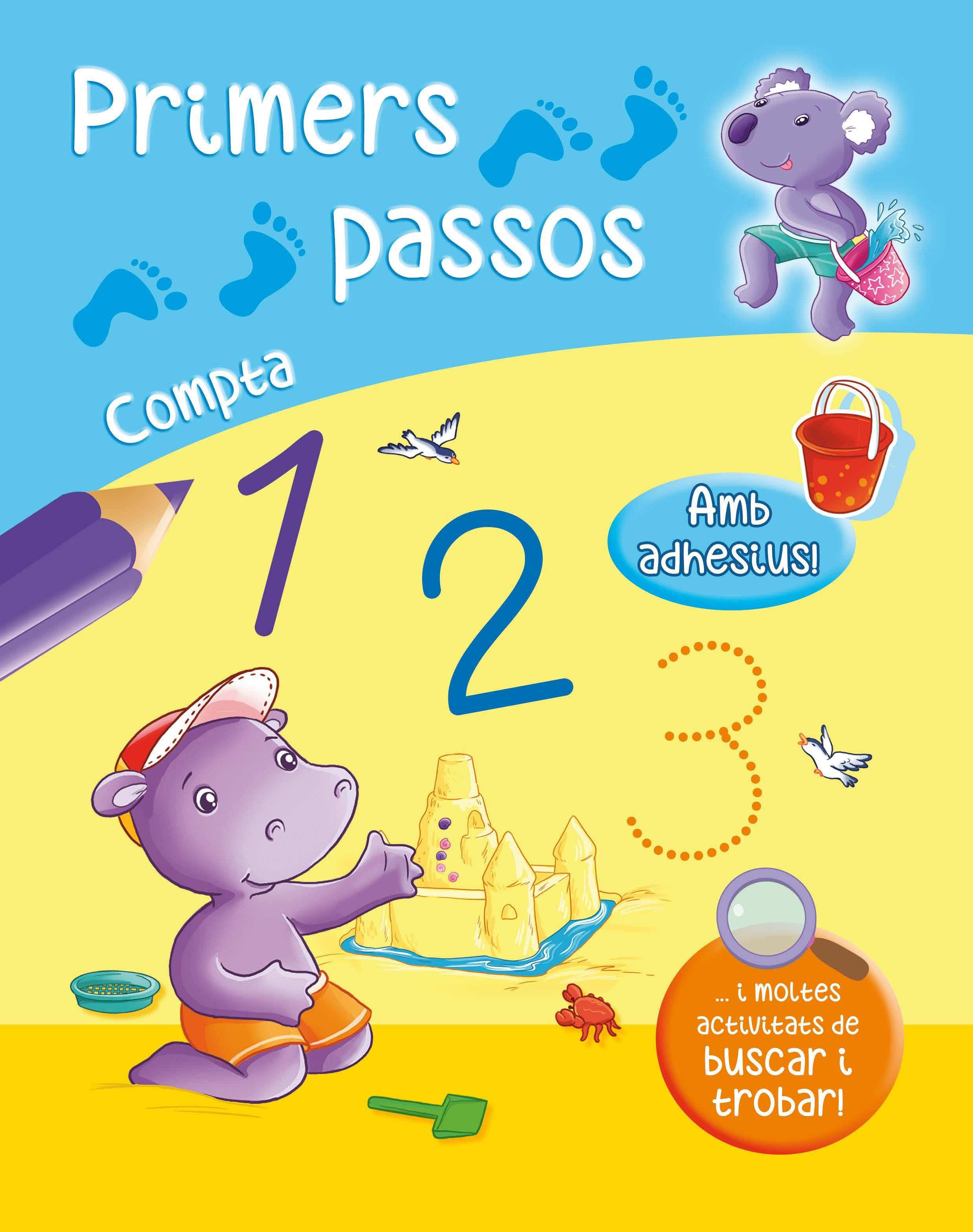 PRIMERS PASSOS COMPTA