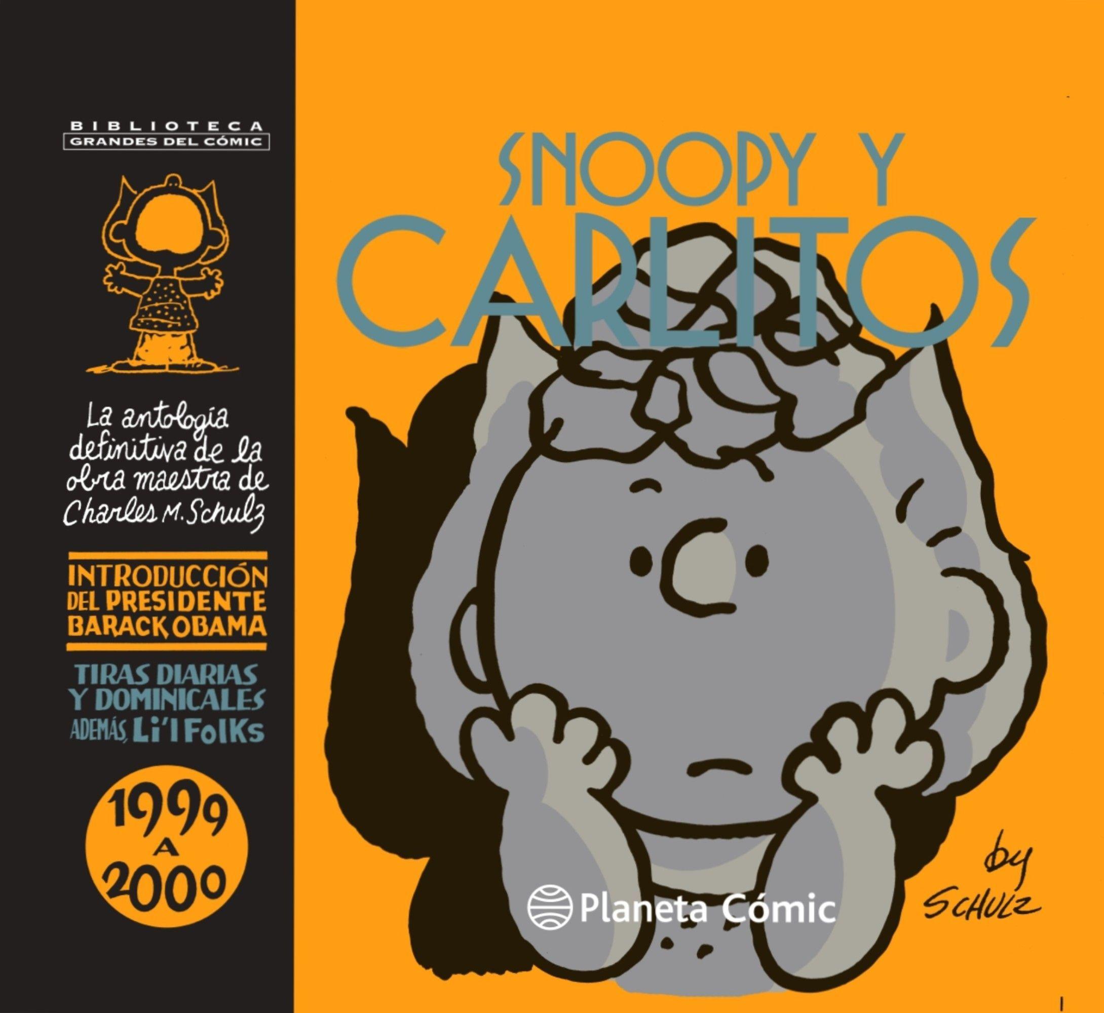 SNOOPY Y CARLITOS 1999-2000 Nº 25/25 (NUEVA EDICIÓN)